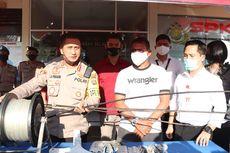 Gara-gara Layangan, Gardu PLN di Bali Padam 5 Jam, Pemilik Ditangkap Polisi