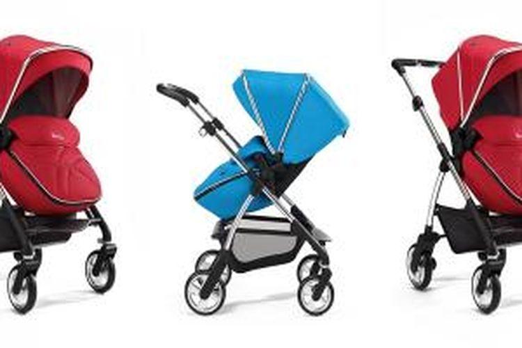 Stroller terbaru dari Silver Cross