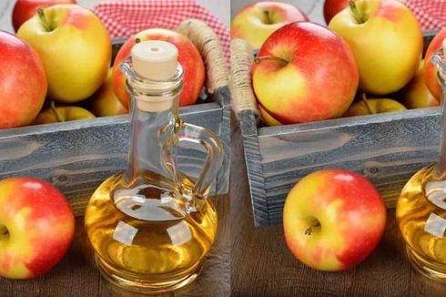 Hilangkan Bau Kaki dengan Cuka Apel