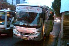 Tahap Awal, 15 Bus Kopaja AC Layani Ragunan-Monas