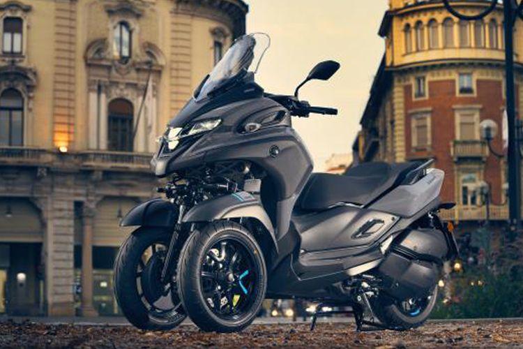 Yamaha Tricity 300 hadir di Tokyo Motor Show 2019