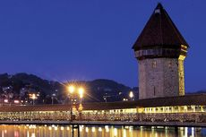 Luzern, Kota Wisata di Swiss Tempat Syahrini dan Reino Bulan Madu
