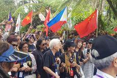 Peserta World Flower Council Summit 2019 Kunjungi Sekar Bumi Farm Bali
