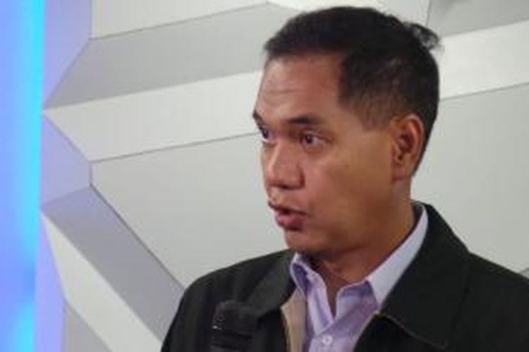 Menteri Perdagangan Gita Wirjawan
