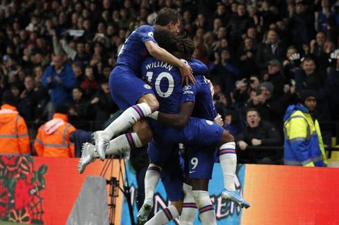 Link Live Streaming Chelsea Vs Aston Villa , Kickoff 02.30 WIB
