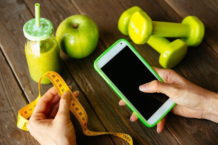 Menghitung kalori makanan