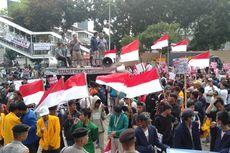 Demonstran Tuntut Wadah Pegawai KPK Dibubarkan