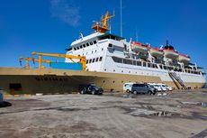 Kapal Sirimau, Tempat Isolasi Apung untuk OTG di Sorong, Kapasitas 450 Pasien