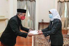 Dubes Baru Indonesia untuk Singapura Suryopratomo Resmi Bertugas