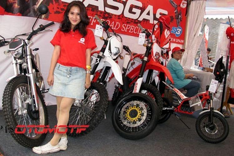 GasGas, sepeda motor khusus untuk off-road