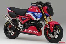 Honda Grom Versi Balap ala HRC