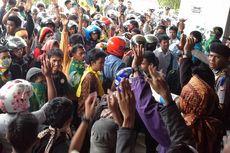 Aksi Demo AntiKorupsi di Parepare Nyaris Ricuh