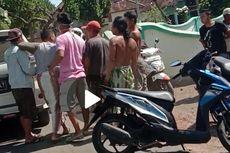 Selamatkan Penjambret dari Amukan Massa, Pria Ini Kena Pukul dan Mobilnya Lecet