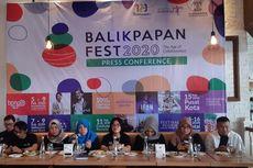 Hadirkan Kemeriahan Budaya dan 2.500 Penari, Balikpapan Fest 2020 Bidik Rekor MURI