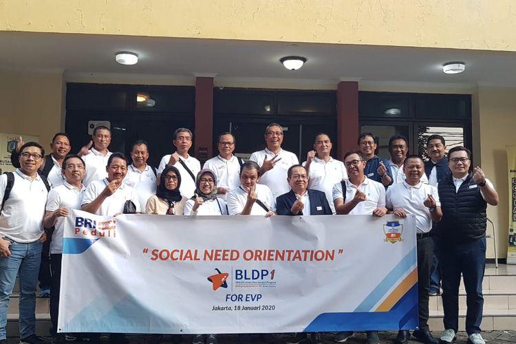 Kegiatan CSR yang dilakukan oleh PT Bank Rakyat Indonesia (Persero) Tbk.