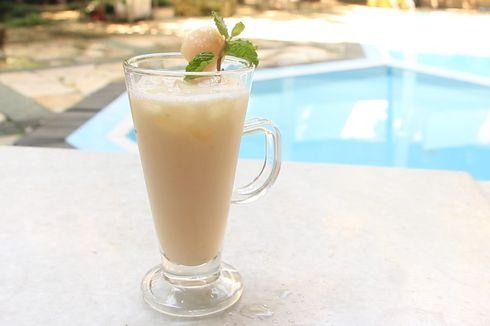 Buka Puasa dengan Minuman Segar, Resep Es Leci Yakult