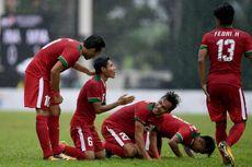 Timnas U-22 Sudah Terima Bonus dari PSSI