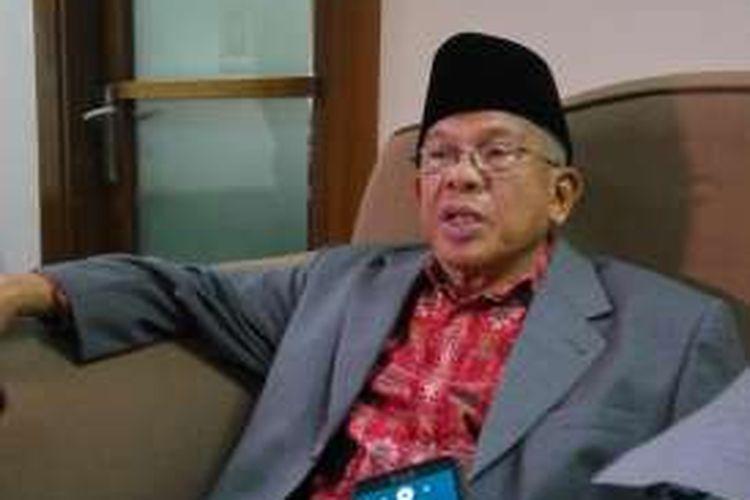 Ketua BK DPD AM Fatwa