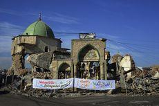 Irak Mulai Bangun Kembali Masjid Raya Mosul yang Dihancurkan ISIS