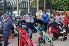 Berolahraga Pakai Stroller, Bisa Sehat Sekaligus Bonding dengan Anak
