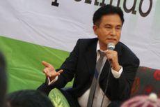 Yusril: MK Menunda Proses Uji Materi UU Pilpres