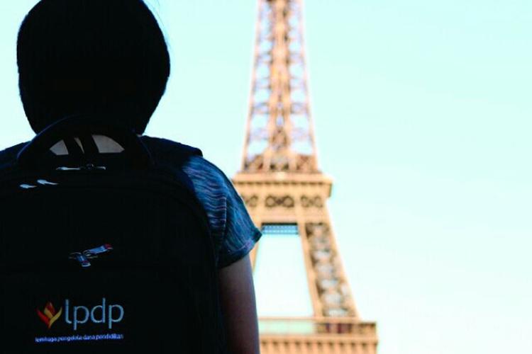 Ilustrasi LPDP