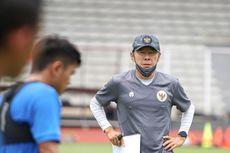 TC Timnas Indonesia Dimulai Awal Mei, Kedatangan Shin Tae-yong Belum Pasti