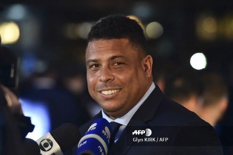 Legenda timnas Brasil, Ronaldo Luiz Nazario de Lima
