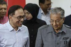 Anwar Ibrahim: Mahathir Sendiri yang Ingin Keluar dari Pakatan Harapan