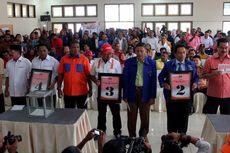 """Pilgub Maluku: Pasangan """"Damai"""" dan """"Setia"""" Lolos Putaran II"""