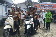 Daftar Pilkada Kota Madiun dari Jalur Independen, Dosen UI Naik Sepeda Motor