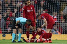 Liverpool Vs Barcelona, Robertson Segera Jalani Pemeriksaan Cedera