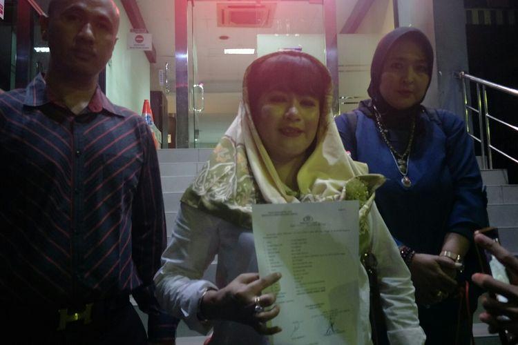 KPK Sebut Polisi Selidiki Kasus Laporan Palsu Dewi Tanjung