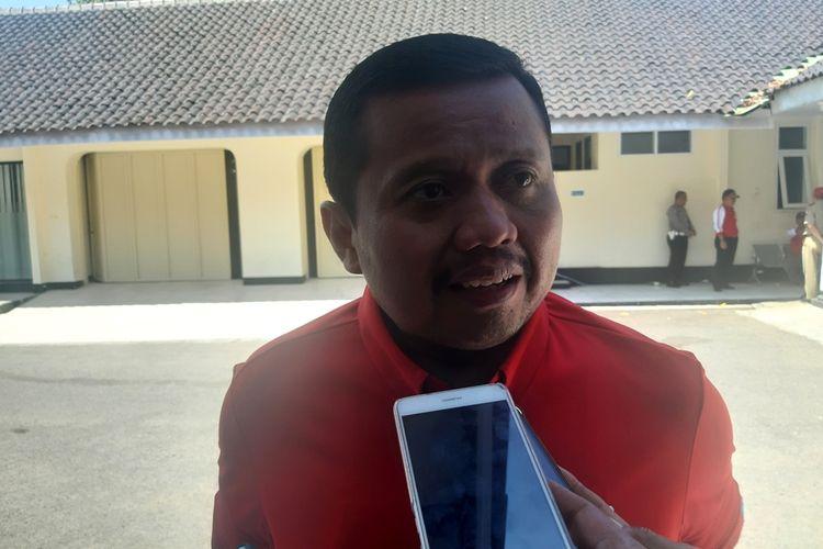 Bupati Sumedang Dony Ahmad Munir. AAM AMINULLAH/KOMPAS.com