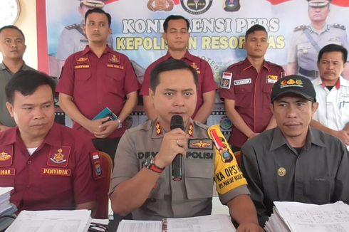 Ketua Tim Pemenangan Capres 02 Pulau Nias Terjaring OTT, Uang Rp 60 Juta Diamankan