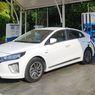Murah, Pengisian Daya Baterai Listrik Hyundai Ioniq Hanya Rp 50.000-an