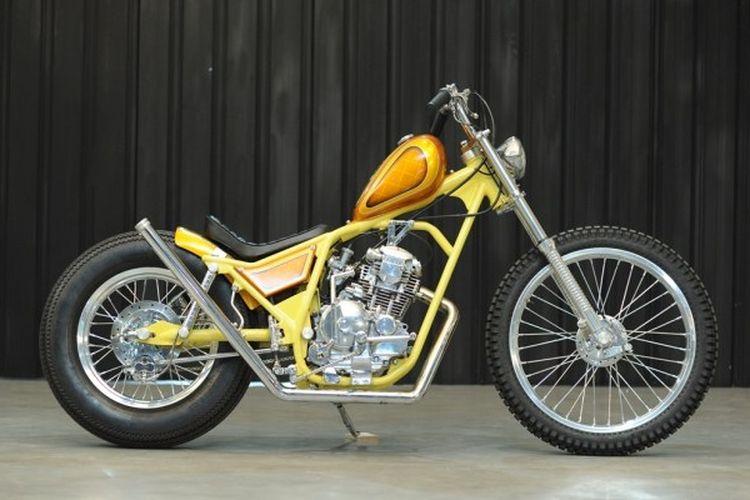 Yamaha Scorpio 2005