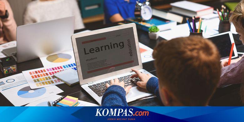 Tingkatkan Efektivitas Belajar Dari Rumah Kelas Pintar Sajikan Sekolah Virtual Halaman All Kompas Com