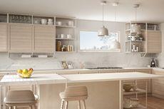8 Warna Elegan untuk Dinding Dapur