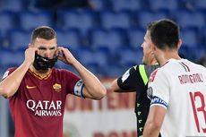 Hasil Liga Italia, AS Roma Vs AC Milan, I Lupi Menang 2-1