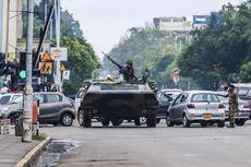 Wakil Presiden Tersingkir Zimbabwe Ambil Alih Kekuasaan?