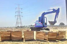 Makam Warga di Lahan Pembangunan Bandara Kulon Progo Dipindah