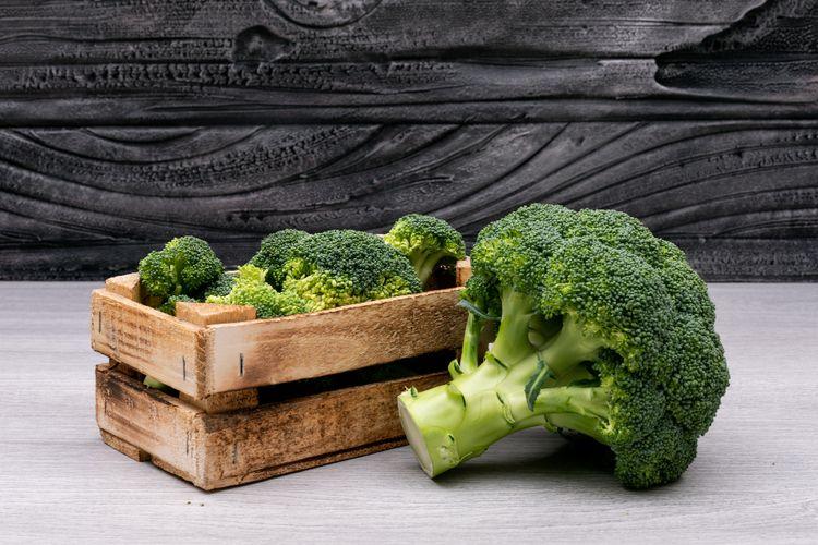 Brokoli, sayur hijau yang memiliki banyak manfaat