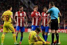 Drama Atletico Vs Liverpool, Reaksi Klopp soal Jabat Tangan Ditolak Simeone