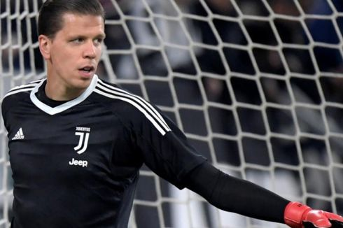 Juventus Resmi Perpanjang Kontrak Wojciech Szczesny hingga 2024