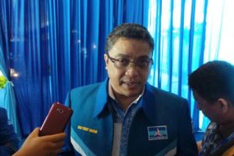 Dede Yusuf mengatakan, partainya memahami kesibukan Ketua Umum DPP PDI Perjuangan Megawati Soekarnoputri sehingga tidak bisa menghadiri pembukaan Kongres IV Partai Demokrat.