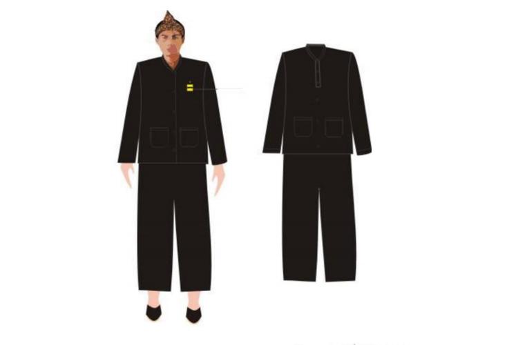 Baju Pangsi Merupakan Pakaian Adat Dari Daerah