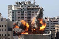 Israel Klaim Hamas Pakai Gedung Tempat Al Jazeera Berkantor untuk Kacaukan Iron Dome