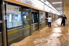 Terjebak di Kereta Bawah Tanah Provinsi Henan, 12 Orang Tewas