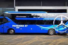 Ini Tarif Bus AKAP Pandawa 87 yang Beroperasi Mulai 25 Juli 2021